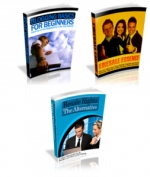 3 Brand New PLR Pack eBook with Private Label Rights
