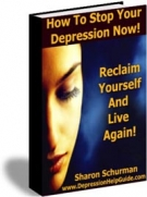 How To Stop Your Depression Now! eBook with private label rights