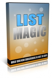 List Magic 2014 Video with Master Resale Rights