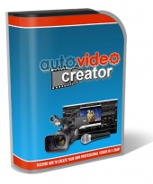 Auto Video Creator 2014 Software with Resale Rights