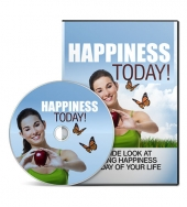 Happiness Today Video with Master Resell Rights