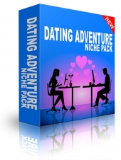 Dating Adventure Niche Pack eBook with Resell Rights