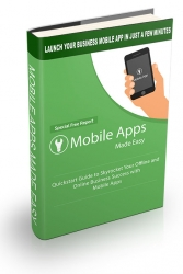 Mobile Apps Made Easy 2014 eBook with Personal Use Rights