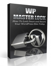 WP MasterLock eBook with Master Resell Rights