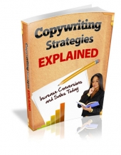 Copywriting Strategies Explained eBook with Master Resell Rights