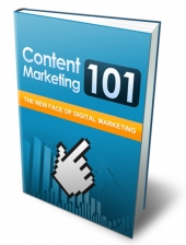Content Marketing 101 eBook with Private Label Rights