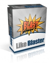 Like Blaster Plugin Software with Personal Use Rights