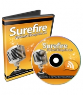 Surefire Podcast Blueprint 2.0 Video with Private Label Rights