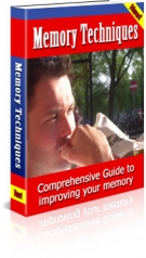 Memory Techniques eBook with Resell Rights