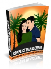 Conflict Management 2014 eBook with private label rights