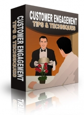 Customer Engagement Guide eBook with Personal Use Rights