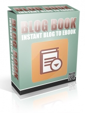 WP Blog Book Plugin Software with Private Label Rights