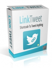 WP Link Tweet Plugin Software with Private Label Rights