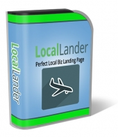 WP Local Lander Plugin Software with Private Label Rights