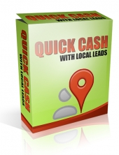 Quick Cash With Local Leads Video with Personal Use Rights