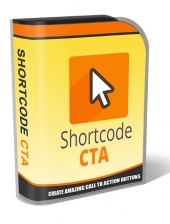 WP Shortcode CTA Plugin Software with Private Label Rights