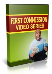 First Commission Videos Video with Resell Rights