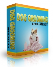 Dog Grooming Affiliate Kit eBook with Resell Rights