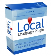 Local Leadpage Plugin Software with Personal Use Rights