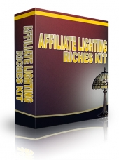 Affiliate Lighting Riches Kit Video with Resell Rights