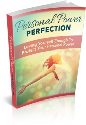 Personal Power Perfection eBook with private label rights