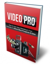 Video Pro eBook with Private Label Rights