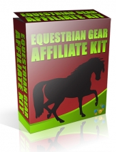 Equestrian Gear Affiliate Kit eBook with Resell Rights