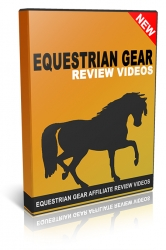 Equestrian Gear Review Videos Video with Resell Rights