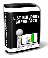 List Builders Super Pack Software with Master Resell Rights