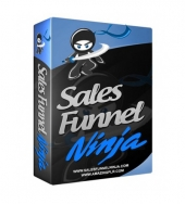 Sales Funnel Ninja YouTube Edition Software with Master Resell Rights