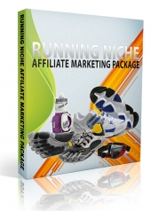 Running Niche Affiliate Marketing Package eBook with Resell Rights