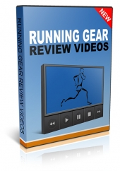 Running Gear Review Videos Video with Resell Rights