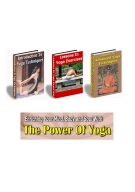 The Power Of Yoga eBook with Resell Rights