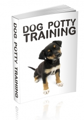 Dog Potty Training eBook with Master Resell Rights