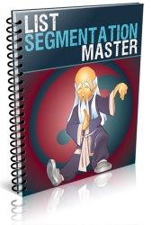 List Segmentation Master eBook with Private Label Rights