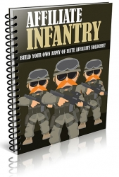 Affiliate Infantry eBook with Private Label Rights