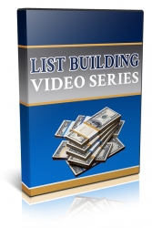 List Building Videos Video with Master Resell Rights