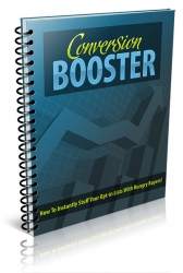 Conversion Booster eBook with Private Label Rights