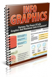 Info Graphics eBook with Private Label Rights