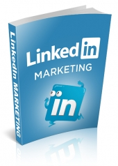 LinkedIn Marketing for Business 2014 eBook with Resell Rights