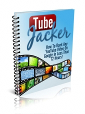 Tube Jacker eBook with Private Label Rights