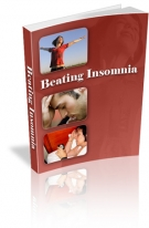Beating Insomnia eBook with private label rights