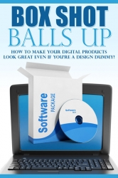Box Shot Balls Up eBook with Private Label Rights