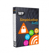 WP Simple Lockup Buddy Software with Personal Use/Developer Rights