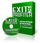 Exit Profiter Software Software with Master Resell Rights