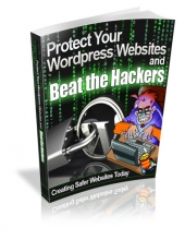 Protect Your Websites and Beat the Hackers eBook with Master Resell Rights/Giveaway Rights