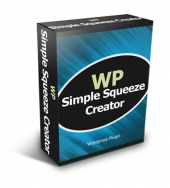 WP Simple Squeeze Creator Software with Personal Use Rights