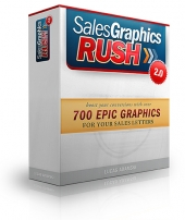 Sales Graphics Rush 2.0 Graphic with Personal Use/Developer Rights