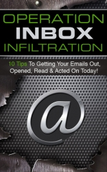 Inbox Infilteration eBook with Private Label Rights