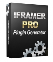 iFramer Pro WordPress Plugin Software with Personal Use/Developer Rights